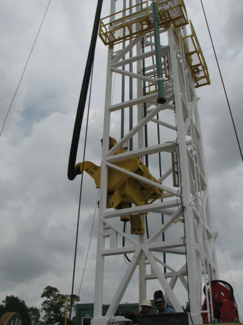 Top Drive Upgrades Installed On Land Rigs Kat Industries